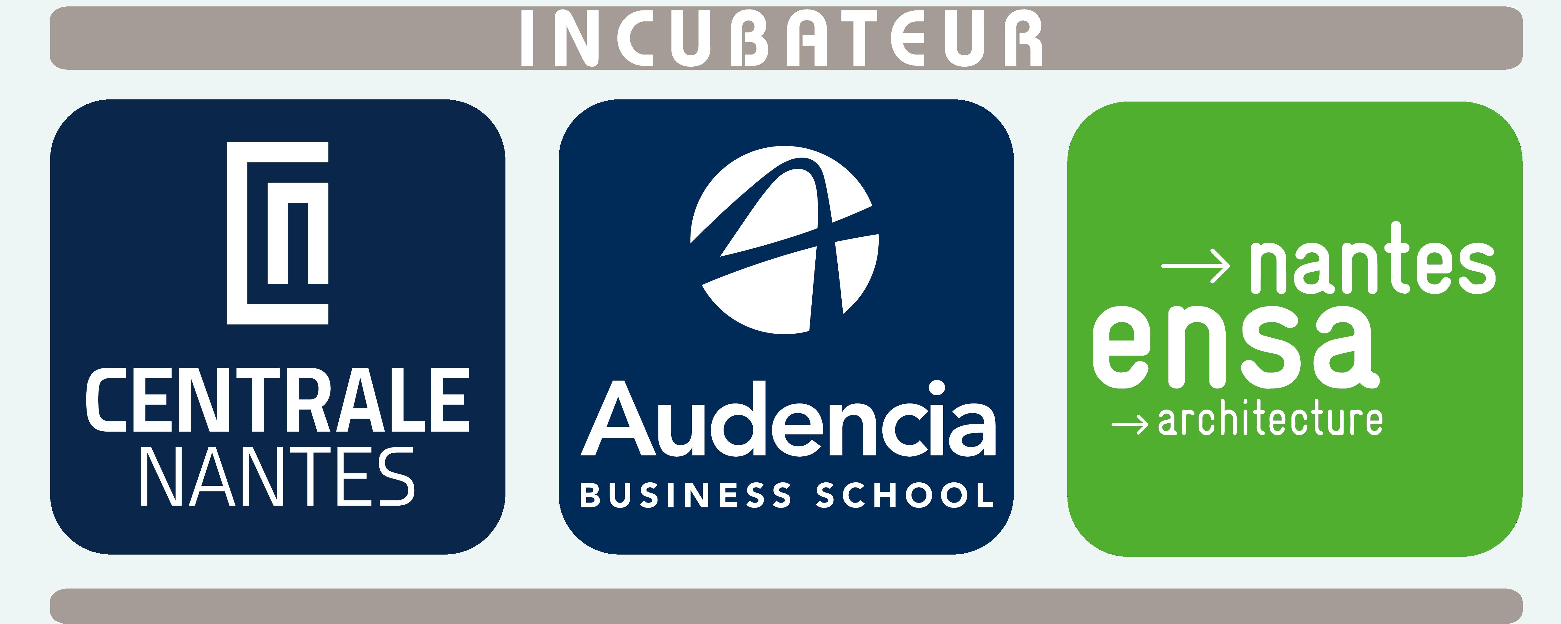 Logo incubateur de l'Alliance Centrale-Audencia-Ensa